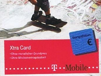 Xtra Card Registrieren